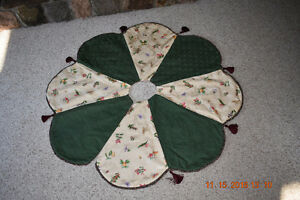 Christmas Tree Skirts Kawartha Lakes Peterborough Area image 1