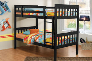 Brand NEW Twin/Twin Espresso Bunkbed! Call 506-854-6686!