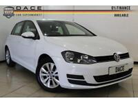 2014 63 VOLKSWAGEN GOLF 2.0 SE TDI BLUEMOTION TECHNOLOGY 5DR 148 BHP DIESEL