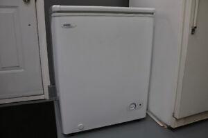 Congélateur coffre blanc 32 pouces