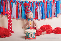 * Cake Smash * 1st Birthday Photos