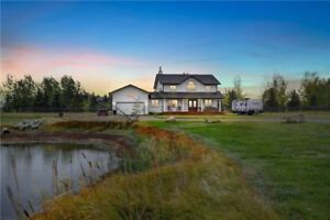 Excellent Acreage within the City of Calgary **FOR SALE**
