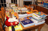 Educational Materials for homeschoolers or teachers