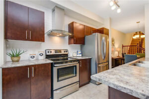 Lovely 3 bedroom Claridge Eclipse townhome, built in 2016