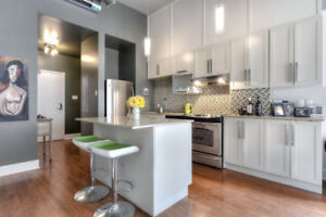NEW PRICE!!! 2 BED CONDO FOR SALE-TOWN OF MONT-ROYAL