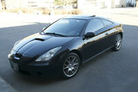 2002 Toyota Celica GT Coupe (2 door)