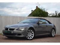 2008 58 BMW 6 SERIES 3.0 635D SPORT 2D AUTO 282 BHP DIESEL