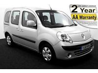 2012(12) RENAULT KANGOO 1.6 EXPRESSION AUTO WHEELCHAIR ACCESSIBLE VEHICLE