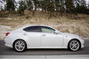 2007 Lexus IS350 F Sport