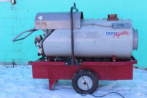 2011 Frost Fighter IDF350 II heater - Full tank of Diesel