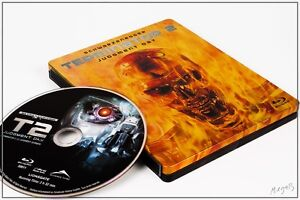 BLU-RAY! TERMINATOR 2 LIMITED EDITION STEELBOOK