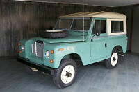 1973 SERIES III LAND ROVER