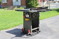 Banc de Scie - Vector - Cast Iron Table Saw
