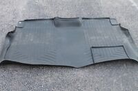 Rear floor mat for 2010-2014 F150 Crew Cab