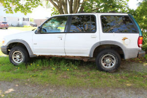 Ford explorer xls 1999 (contact number listed)