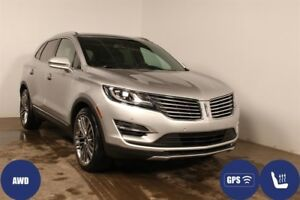 Lincoln MKC AWD 4dr Reserve 2016