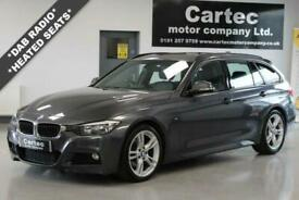 image for 2014 14 BMW 3 SERIES 2.0 320D M SPORT TOURING 5D 181 BHP DIESEL