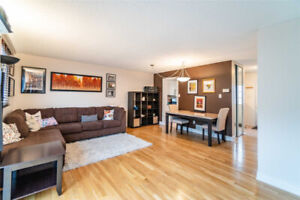 Why Rent If You Can Own Stunning 3 B/R Condo T/House At Prime Lo