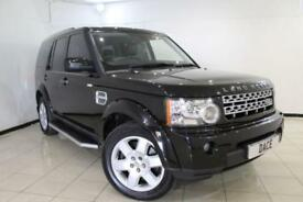 2011 11 LAND ROVER DISCOVERY 3.0 4 SDV6 XS 5DR AUTOMATIC 245 BHP DIESEL