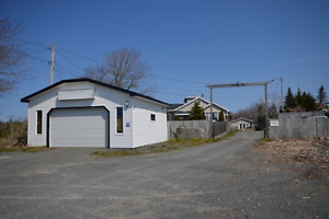 Commercial property on busy Prospect rd