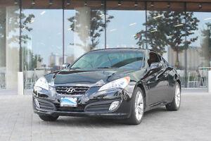 2012 Hyundai Genesis Coupe Premium w NEW Tires, Battery, Safety