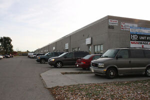Clean Industrial Unit for Lease