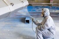 EXPERIENCED FULL TIME INDUSTRIAL PAINTER REQUIRED