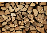 Excellent tonne bags of seasoned firewood/logs for sale, can deliver