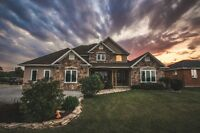 CUSTOM HOUSE IN COUNTRY CLOSE TO 401