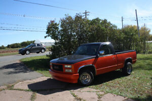 1988 GMC CK 1500 shorty
