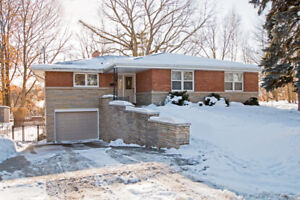 DUNDAS - Great Location, 4 Bdrm Main Flr, Completely Updated