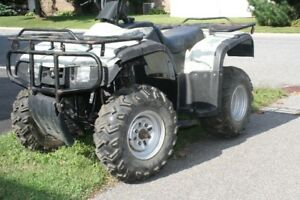Baja WD250 ATV (2006)  for parts or repair