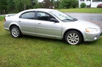 2002 Chrysler Sebring Sedan
