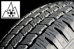 Set of 4 Winter Tires 245/70R17 or 265/70R17