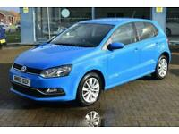 2016 Volkswagen Polo 1.2 5dr SE TSI Hatchback Petrol Manual