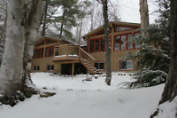 Muskoka Cottage for rent available for Christmas!