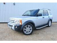 2008 58 LAND ROVER DISCOVERY 2.7 3 TDV6 SE 5D 188 BHP DIESEL