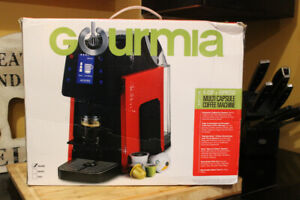Gourmia Multi Capsule Coffee Machine