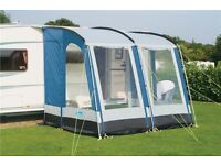 Rally 260 caravan porch awning (used)