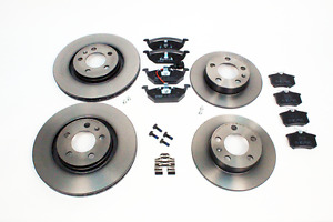 Volkswagen Golf / Jetta MK4 - Brake Package - PROMO CODE: TENOFF