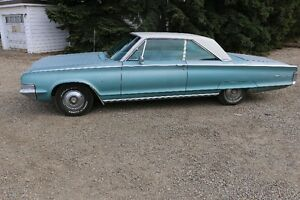 1965 CHRYSLER WINDSOR