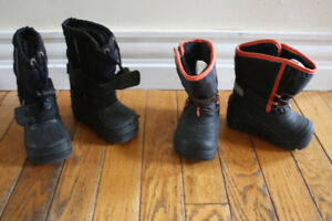 Toddle Winter Boots