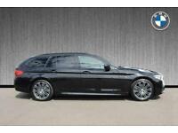 2020 BMW 5 Series 520d M Sport Touring Auto Estate Diesel Automatic