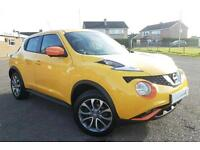 2014 64 Nissan Juke 1.2 DIG-T Tekna 5 DOOR MANUAL PETROL