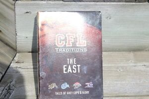"""FOOTBALL  CFL TRADITIONS   """"THE EAST"""""""
