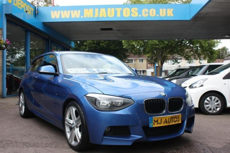 2014 64 bmw 1 series 1.6 116i m sport 3dr 135 bhp | in erdington