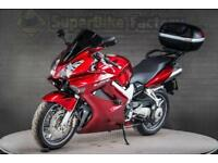 2007 07 HONDA VFR800F 800CC 0% DEPOSIT FINANCE AVAILABLE
