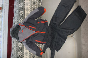 Size 4  3 in1 Jacket and snowpants SOLD PPU