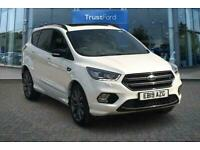 2019 Ford Kuga 2.0 TDCi 180 ST-Line Edition 5dr- With Factory Fit Retractable To