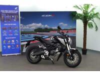 2020 Honda CBF125 125 Naked Petrol Manual
